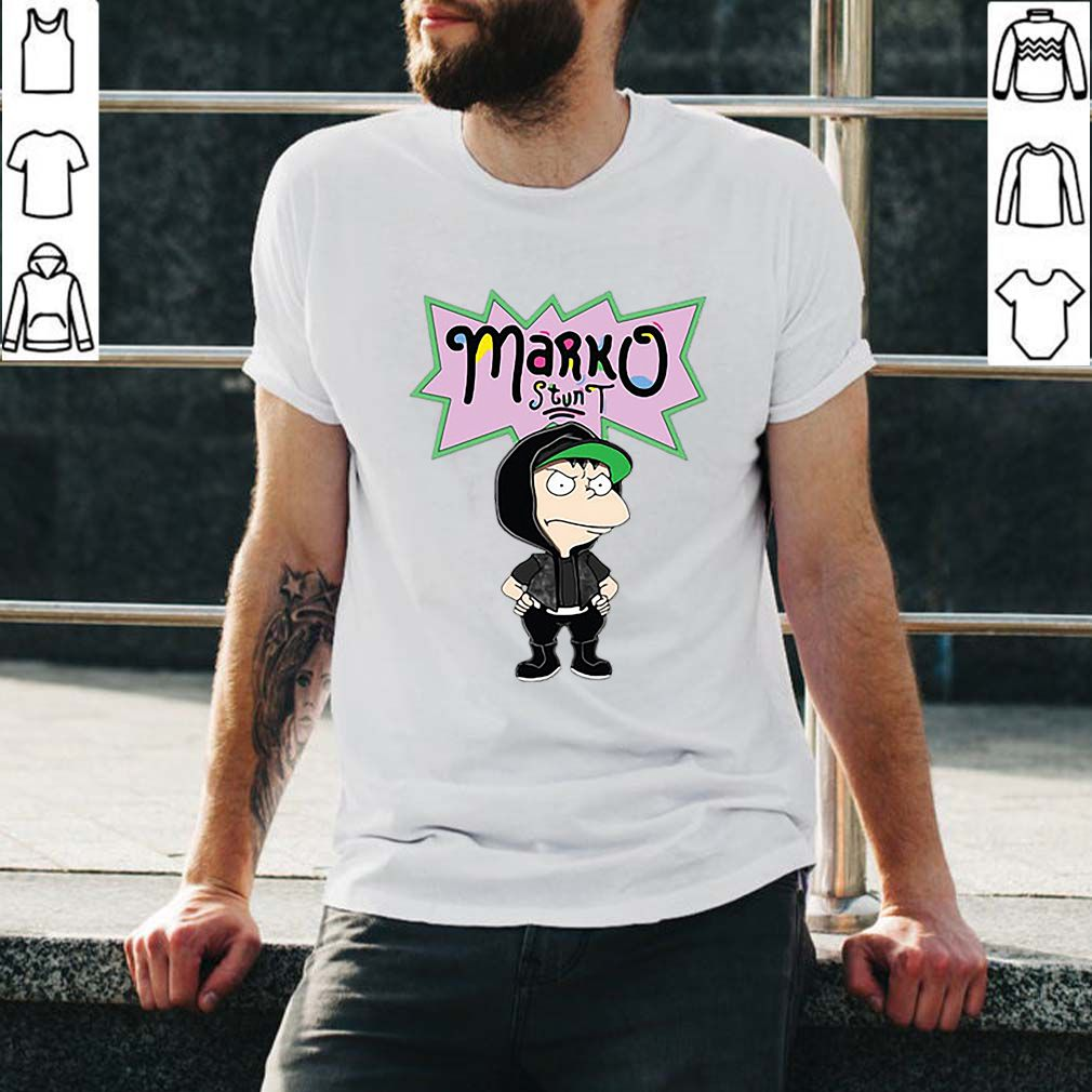 Marko Stunt Rugrat shirt