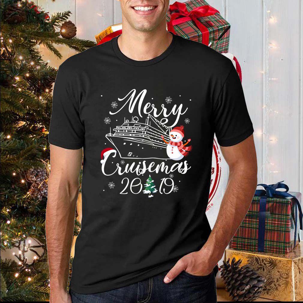 Merry Cruisemas 2019 T-Shirt