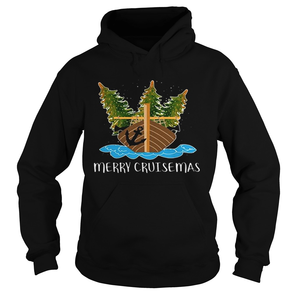 Merry Cruisemas Christmas Cruise  Hoodie