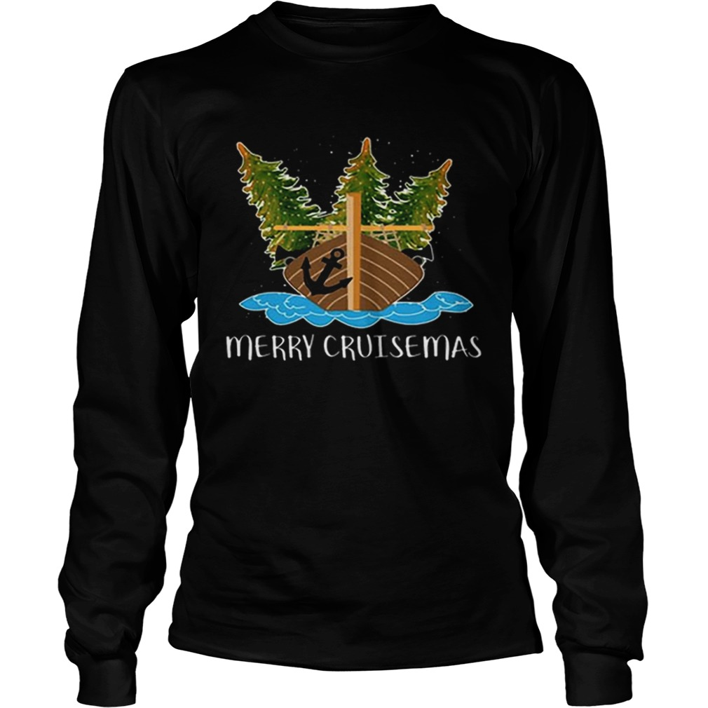 Merry Cruisemas Christmas Cruise  LongSleeve