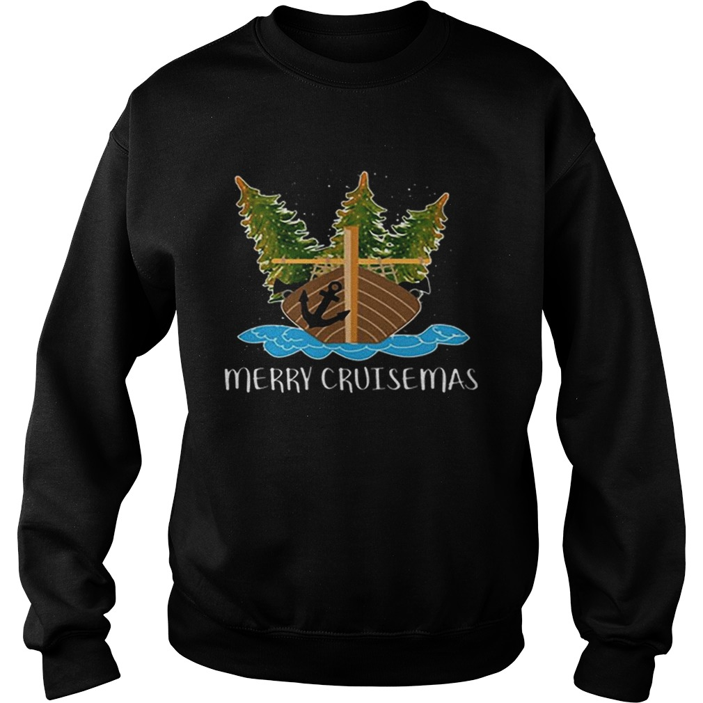Merry Cruisemas Christmas Cruise  Sweatshirt