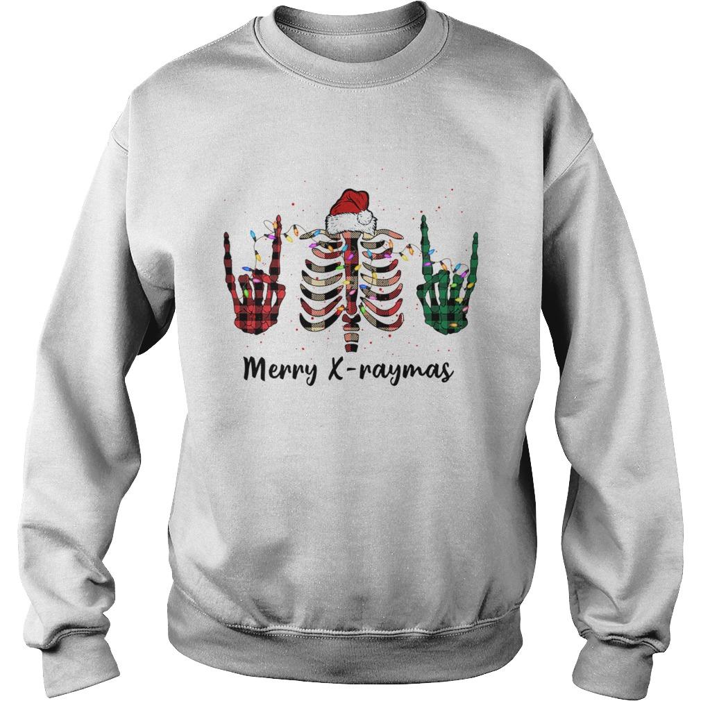 Merry Xraymas Christmas Xray  Sweatshirt