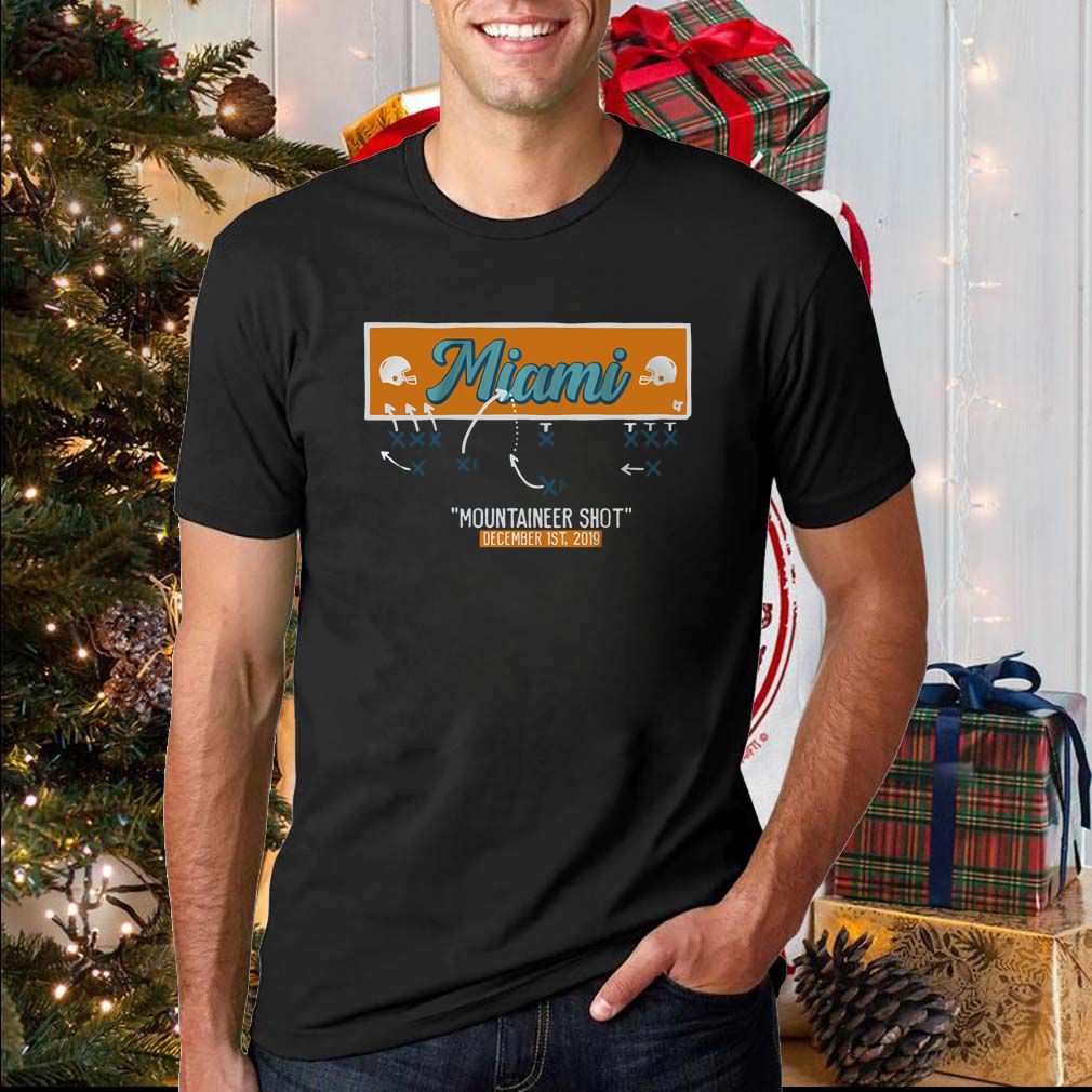 Miami Mountaineer Shot Shirt