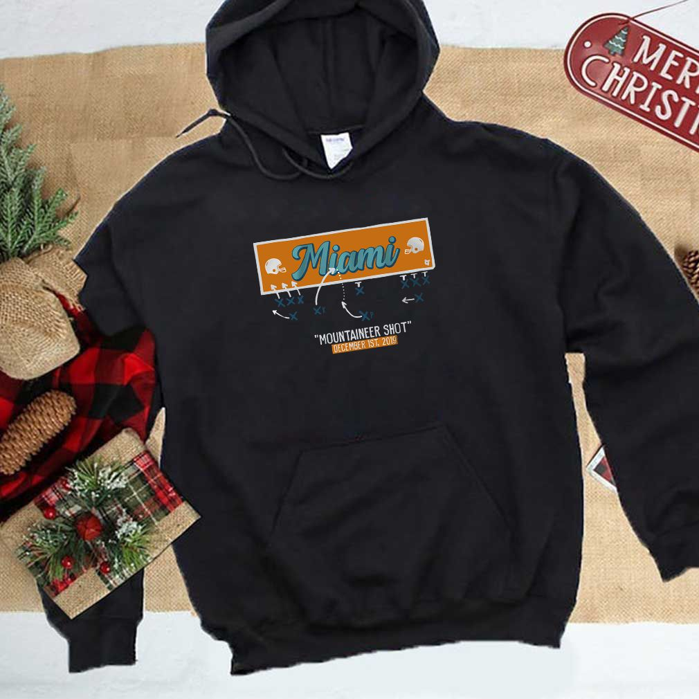 Miami Mountaineer Shot Shirt