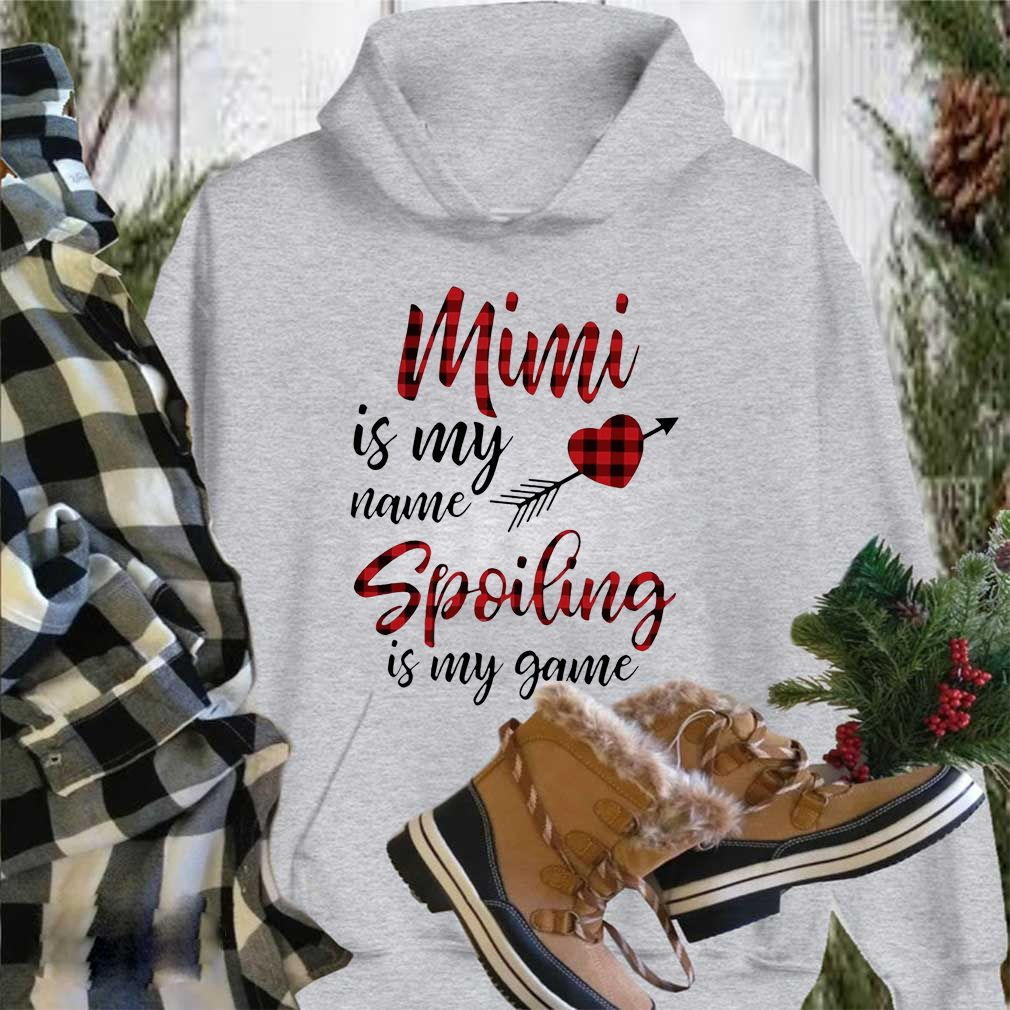 Mini Is My Name Spoiling Is My Game T-Shirt
