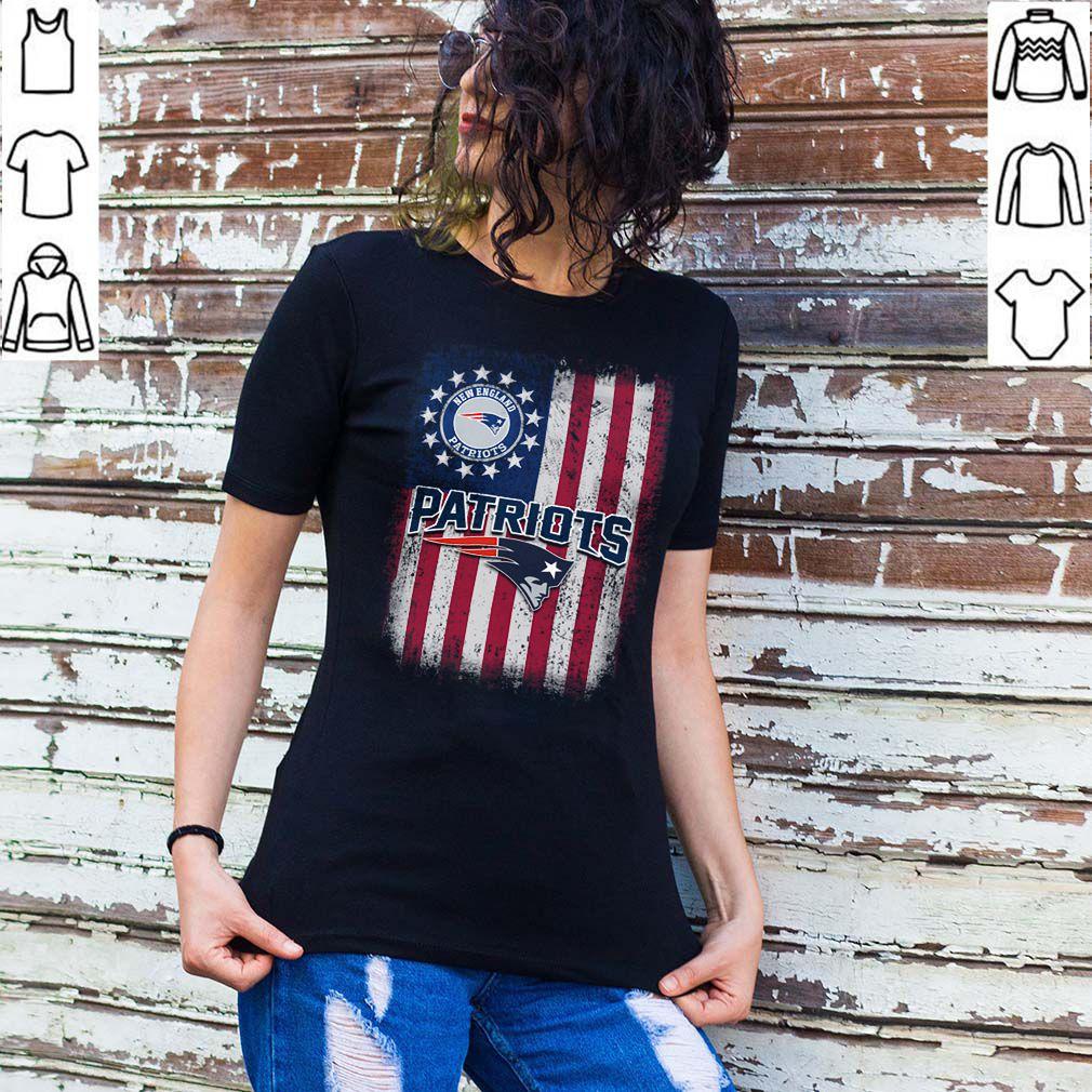 New England Patriots Betsy Ross flag shirt
