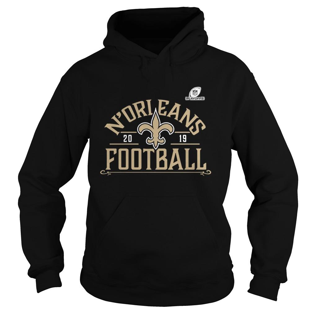 New Orleans Saints Football 2019 NFL Playoffs  Hoodie