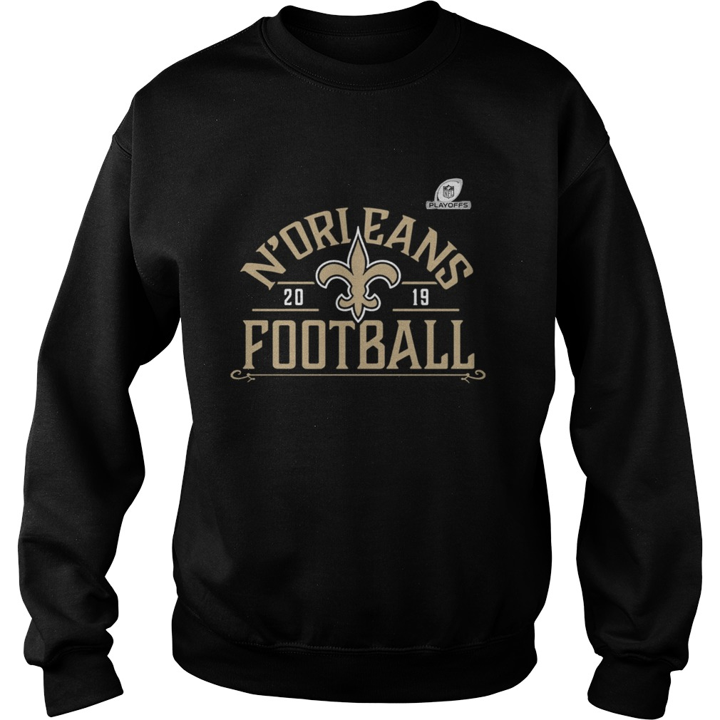 New Orleans Saints Football 2019 NFL Playoffs  Sweatshirt