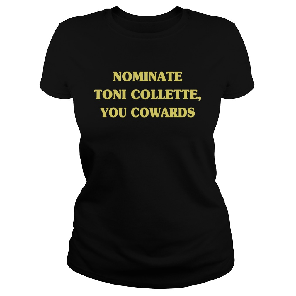 Nominate Toni Collette You Cowards  Classic Ladies