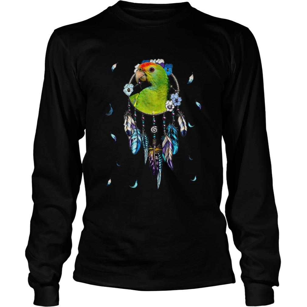 Parrot Dreamcatcher  LongSleeve