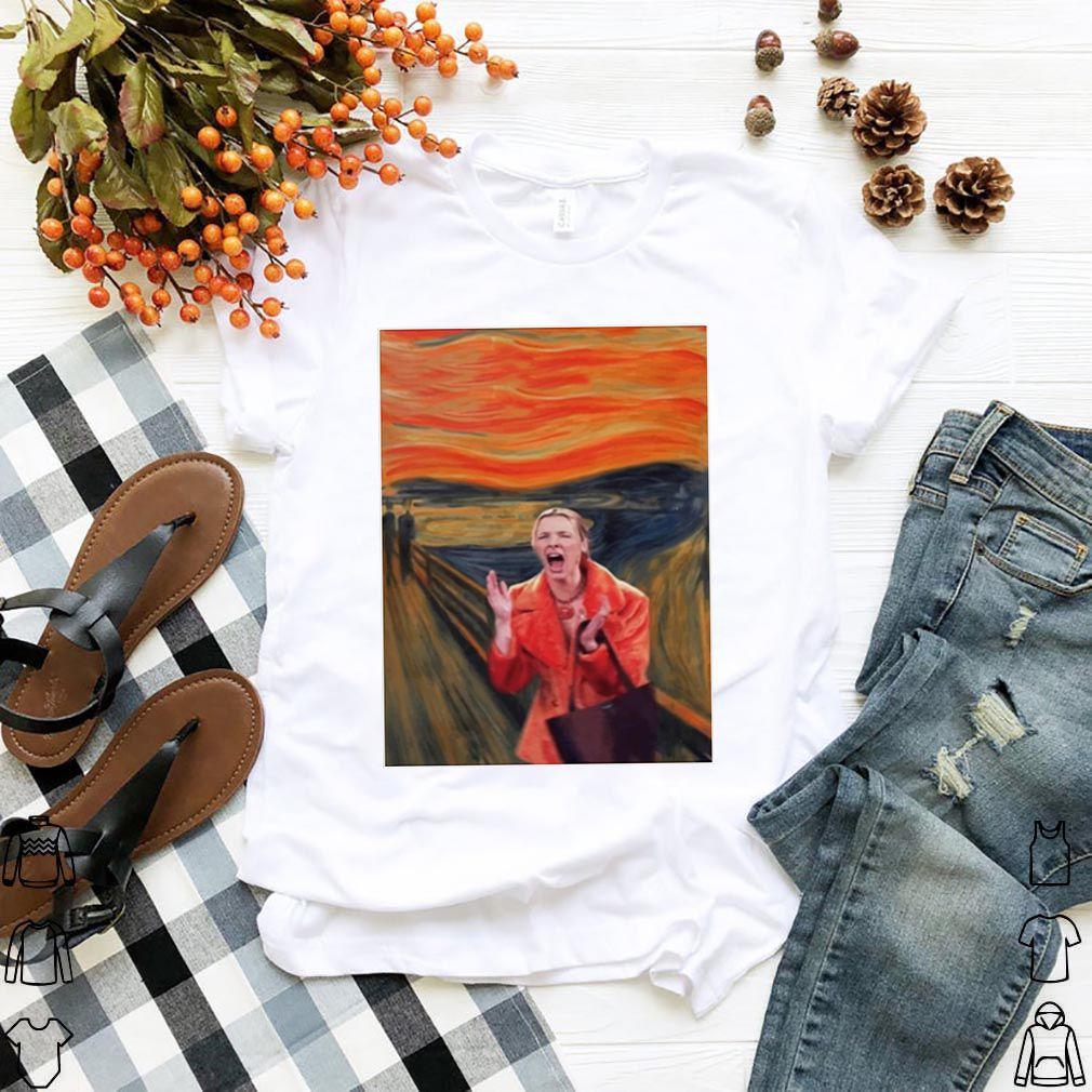 Phoebe Buffay Van Gogh T Shirt