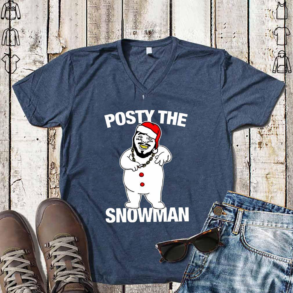 Posty The Snowman t-shirt