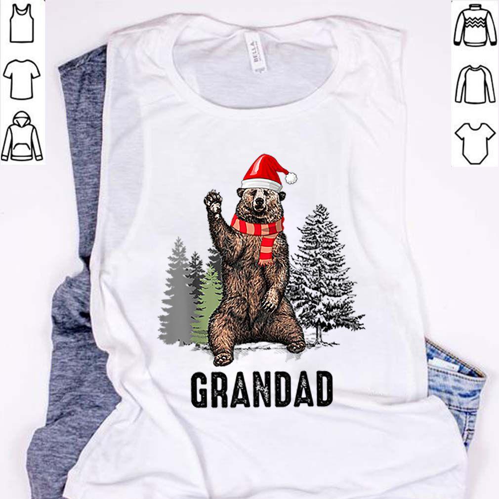 Pretty Funny Grandad Bear Christmas sweater