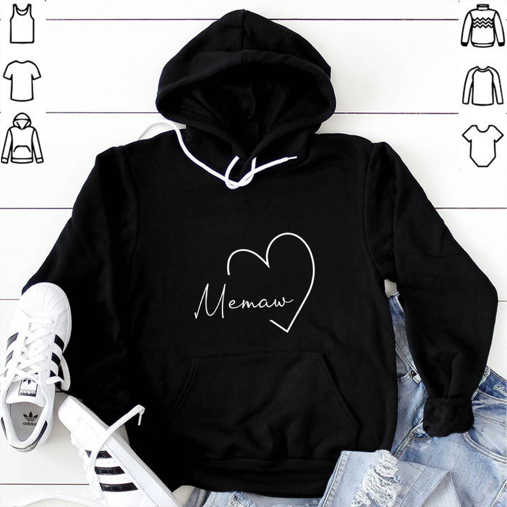 Pretty Womens Memaw Gift Grandma Christmas Mother's Day sweater