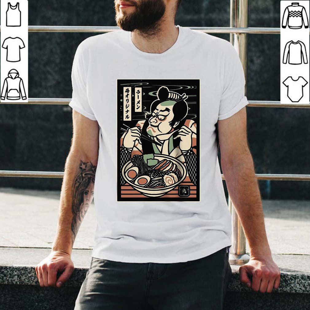 Ramen Samurai T Shirt