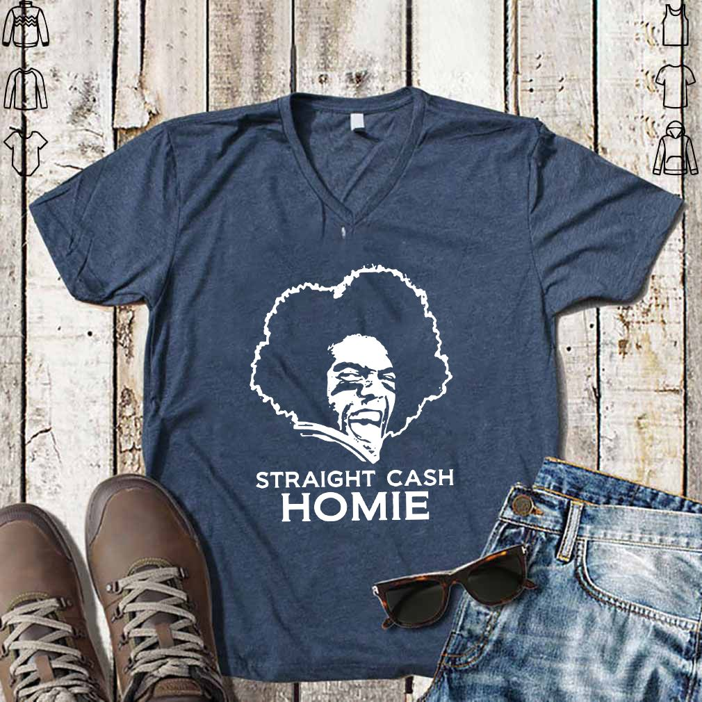 Randy Moss Straight Cash Homie Shirt