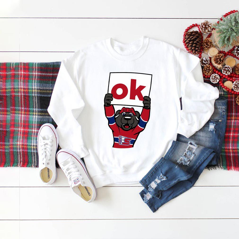 Spokane Chiefs OK Boomer Tee Shirt