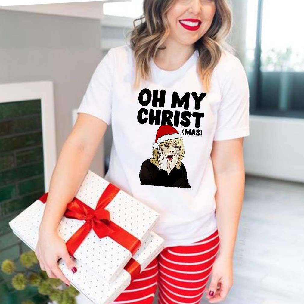 Stacey Shipman Santa Oh My Christmas sweatshirt