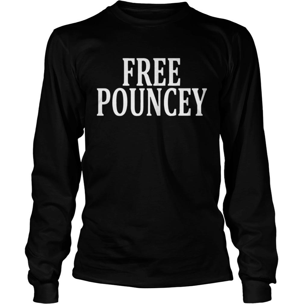 Steelers Free Pouncey  LongSleeve