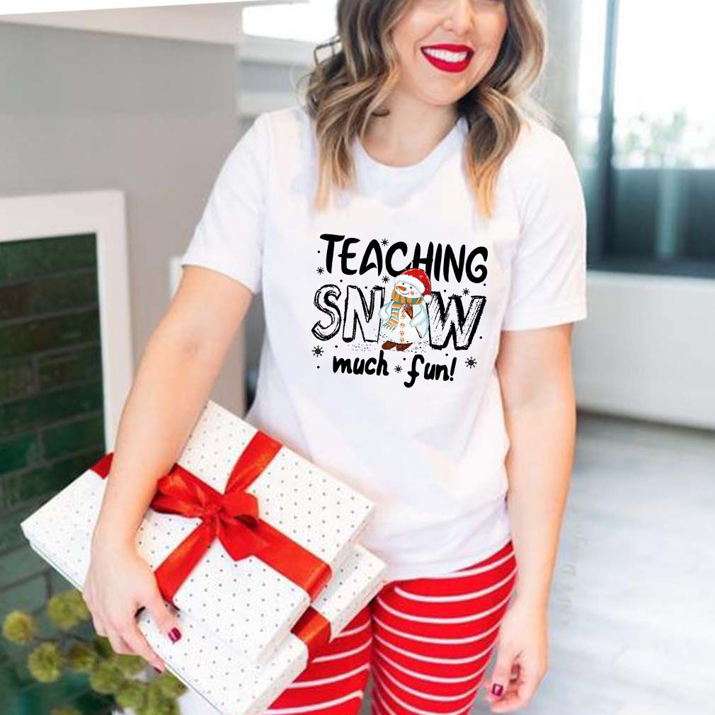 Teaching Snow Munch Fun T-Shirt
