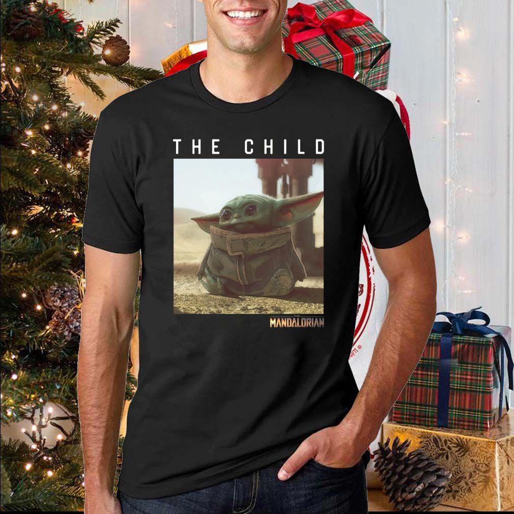 The Child Star Wars Mandalorian Baby Yoda For T-Shirt