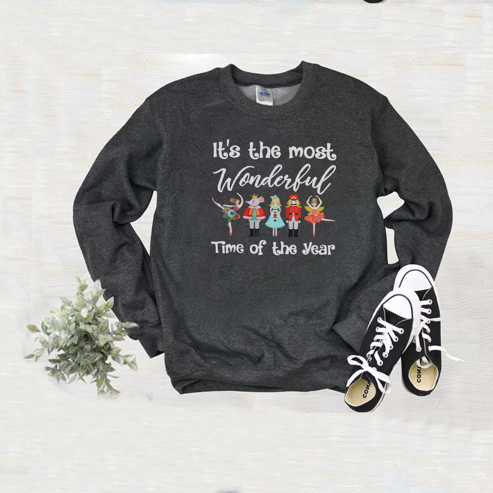 The Nutcracker Ballet Christmas Dance shirt