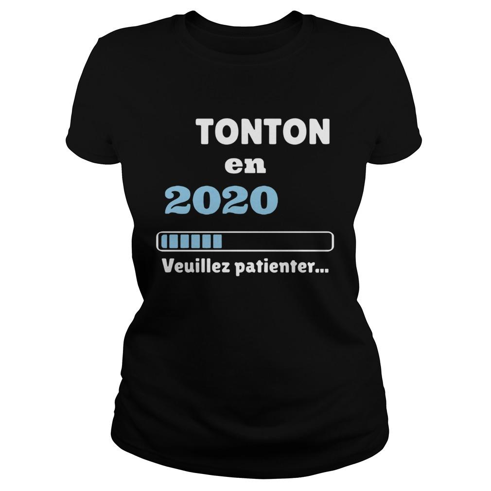 Tonton en 2020 veuillez patienter  Classic Ladies