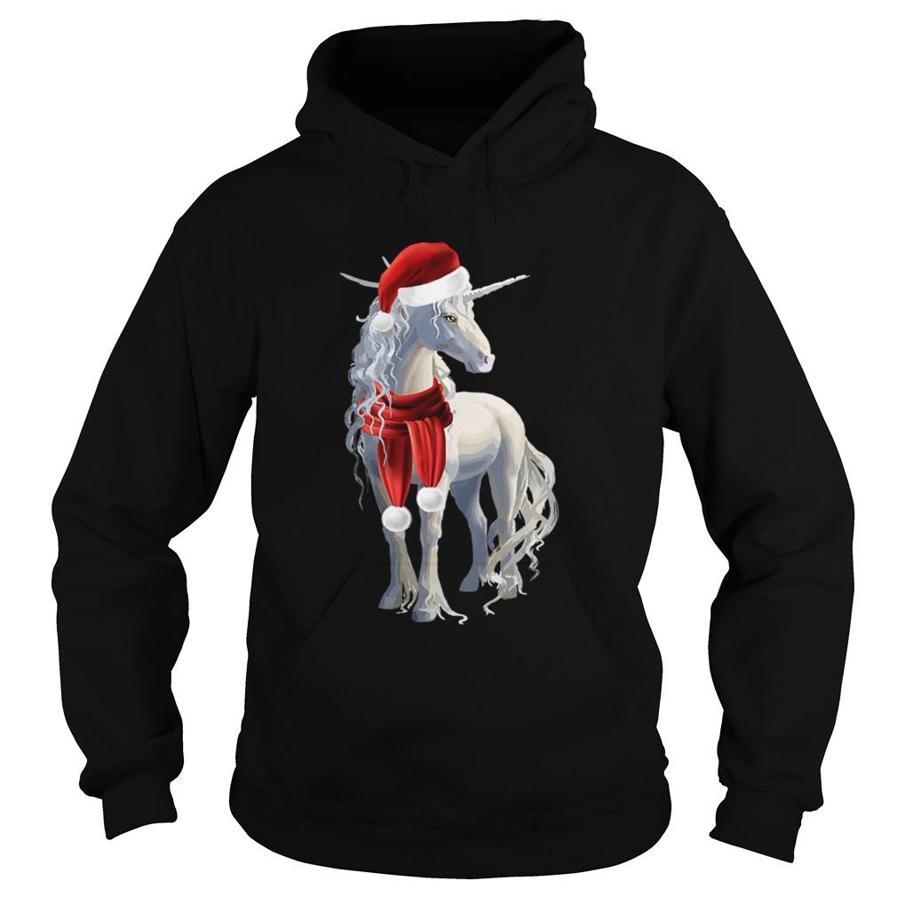 Unicorn Christmas  Hoodie