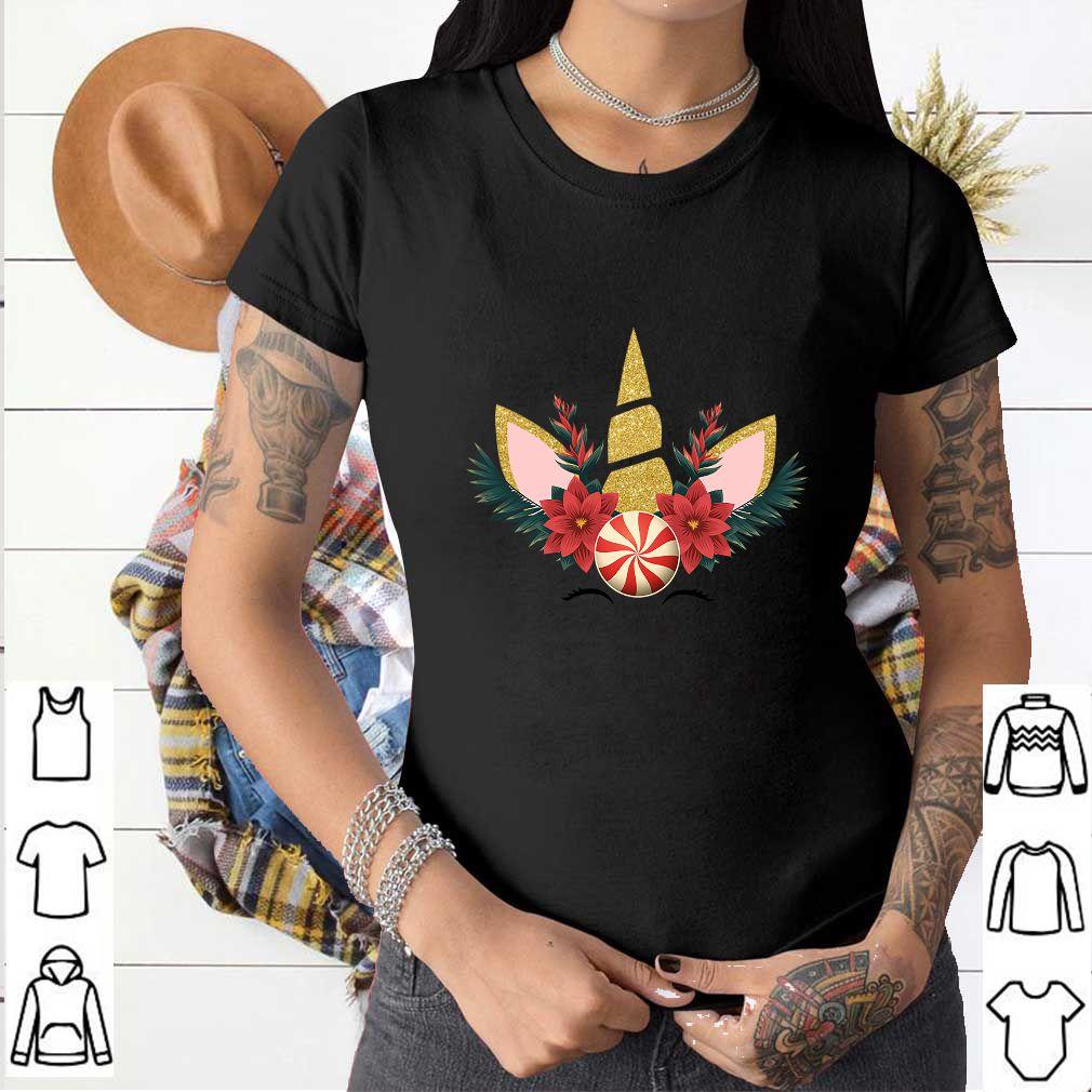 Unicorn Christmas T-Shirt