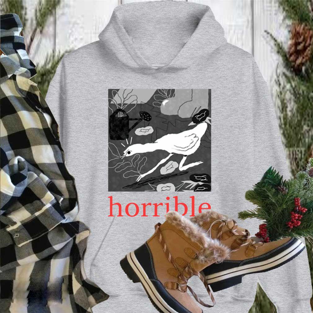 Untitled Goose Game HORRIBLE Shirt