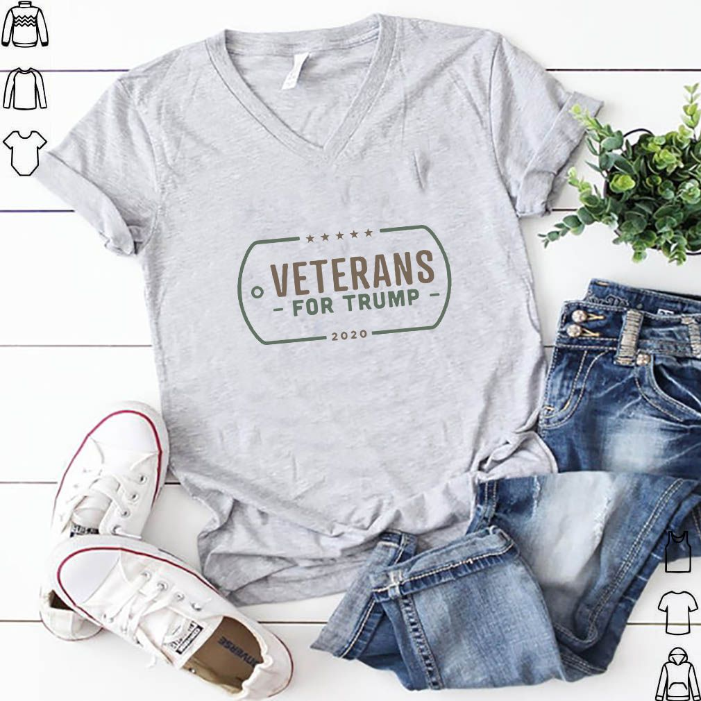 Veterans for Donald Trump T-Shirt