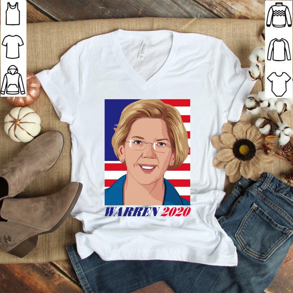 Vote Elizabeth Warren 2020 President shirt