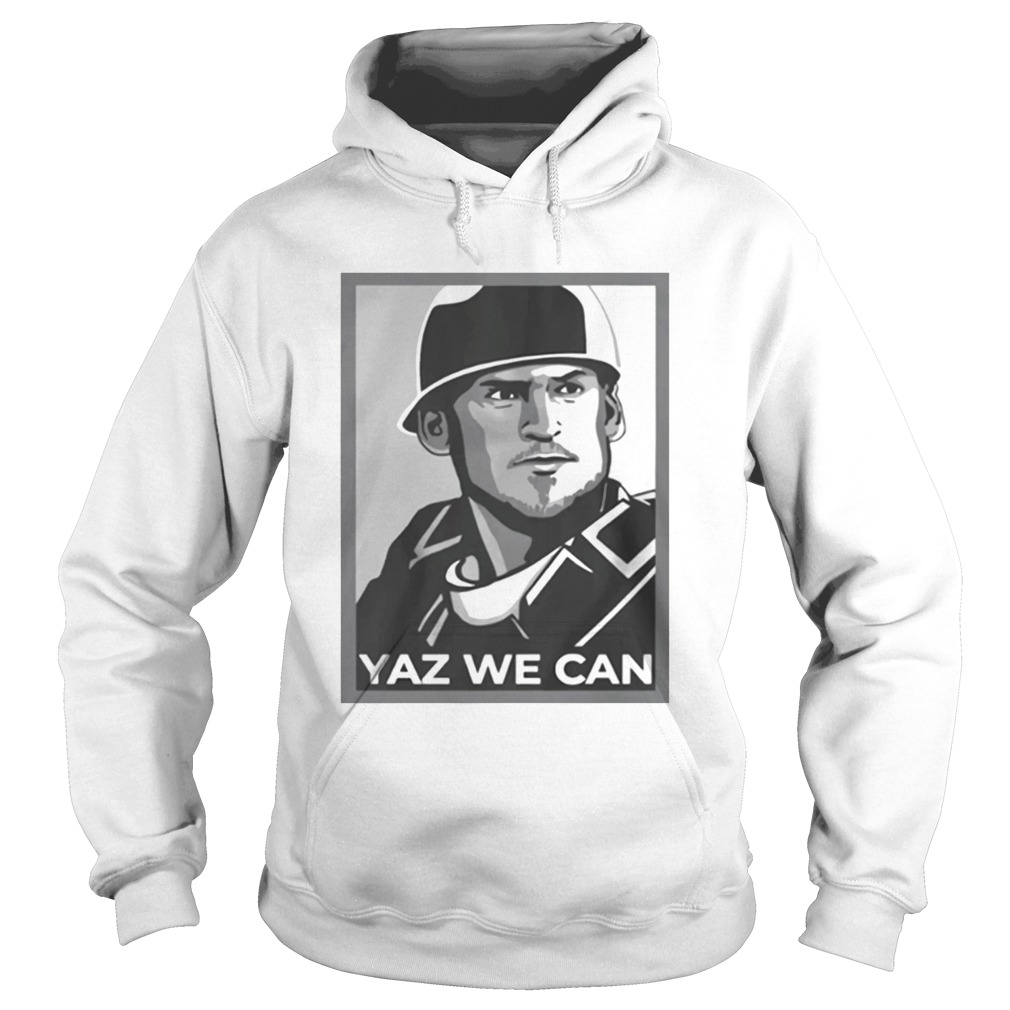 Yasmani Grandal Yaz We Can Chicago 2020  Hoodie