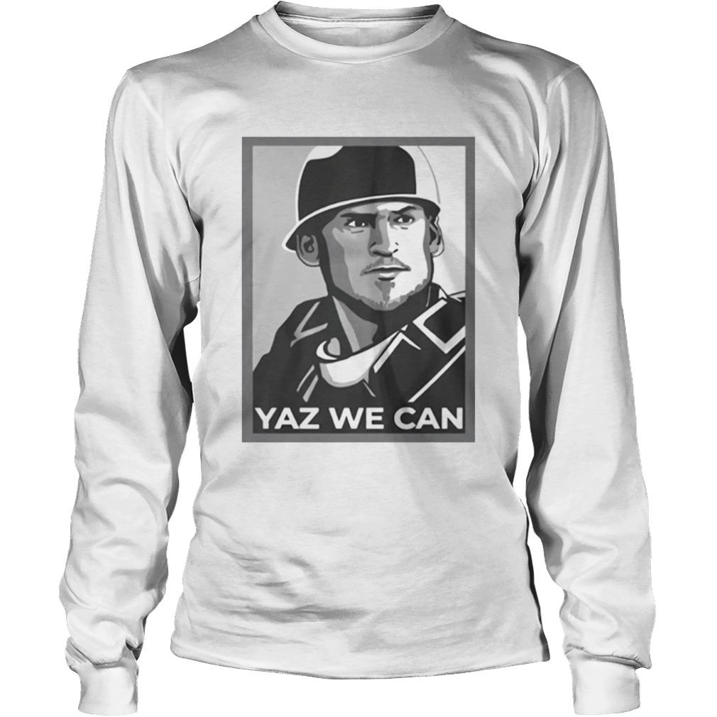 Yasmani Grandal Yaz We Can Chicago 2020  LongSleeve