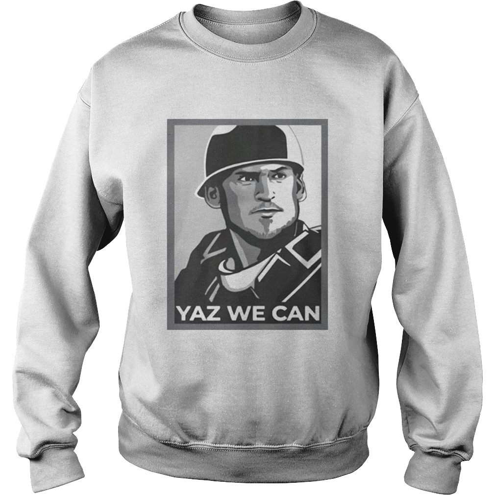 Yasmani Grandal Yaz We Can Chicago 2020  Sweatshirt