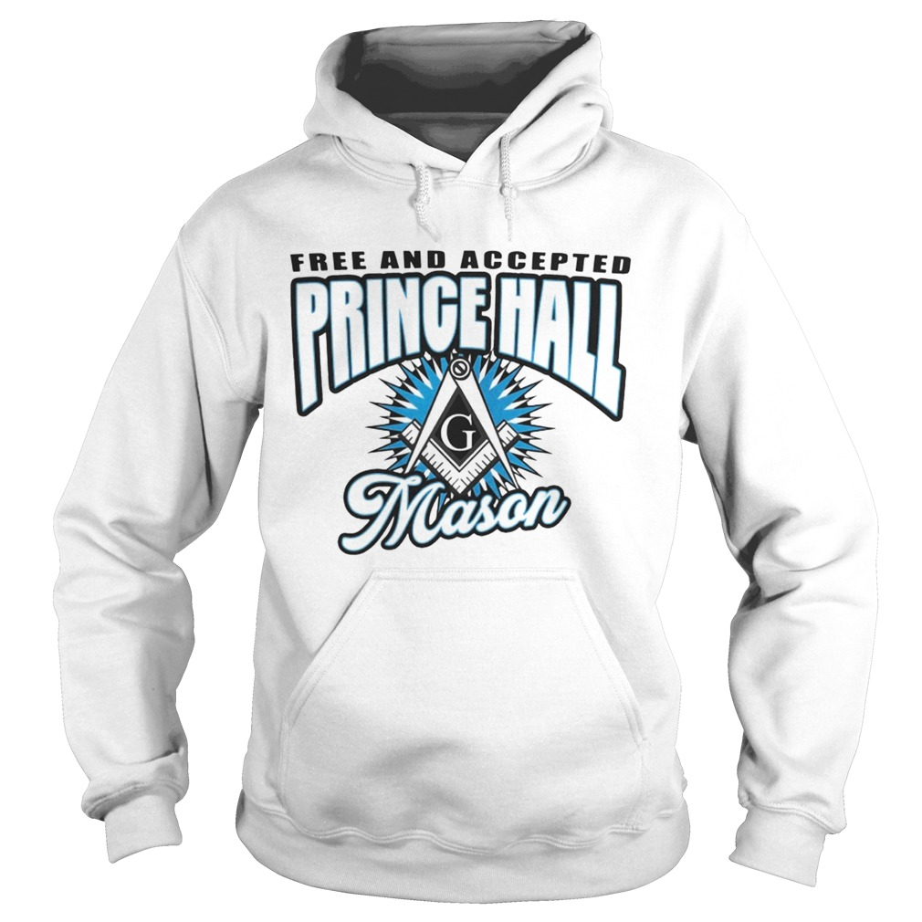 Free And Accepted Prince Hall Mason  Hoodie
