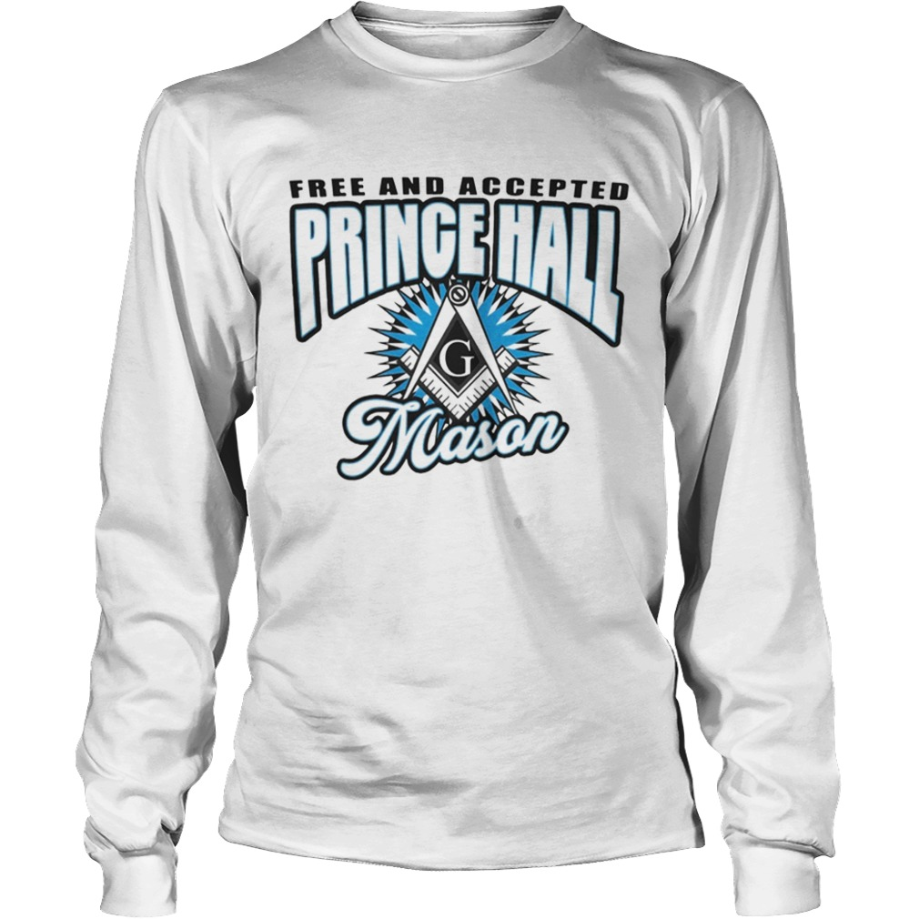 Free And Accepted Prince Hall Mason  LongSleeve