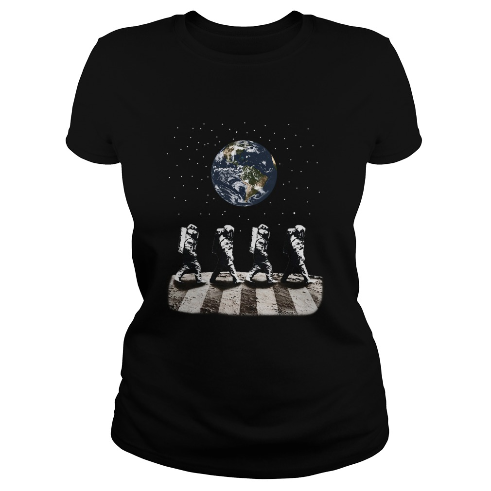 1582274486Astronaut The Beatles Abbey Road  Classic Ladies