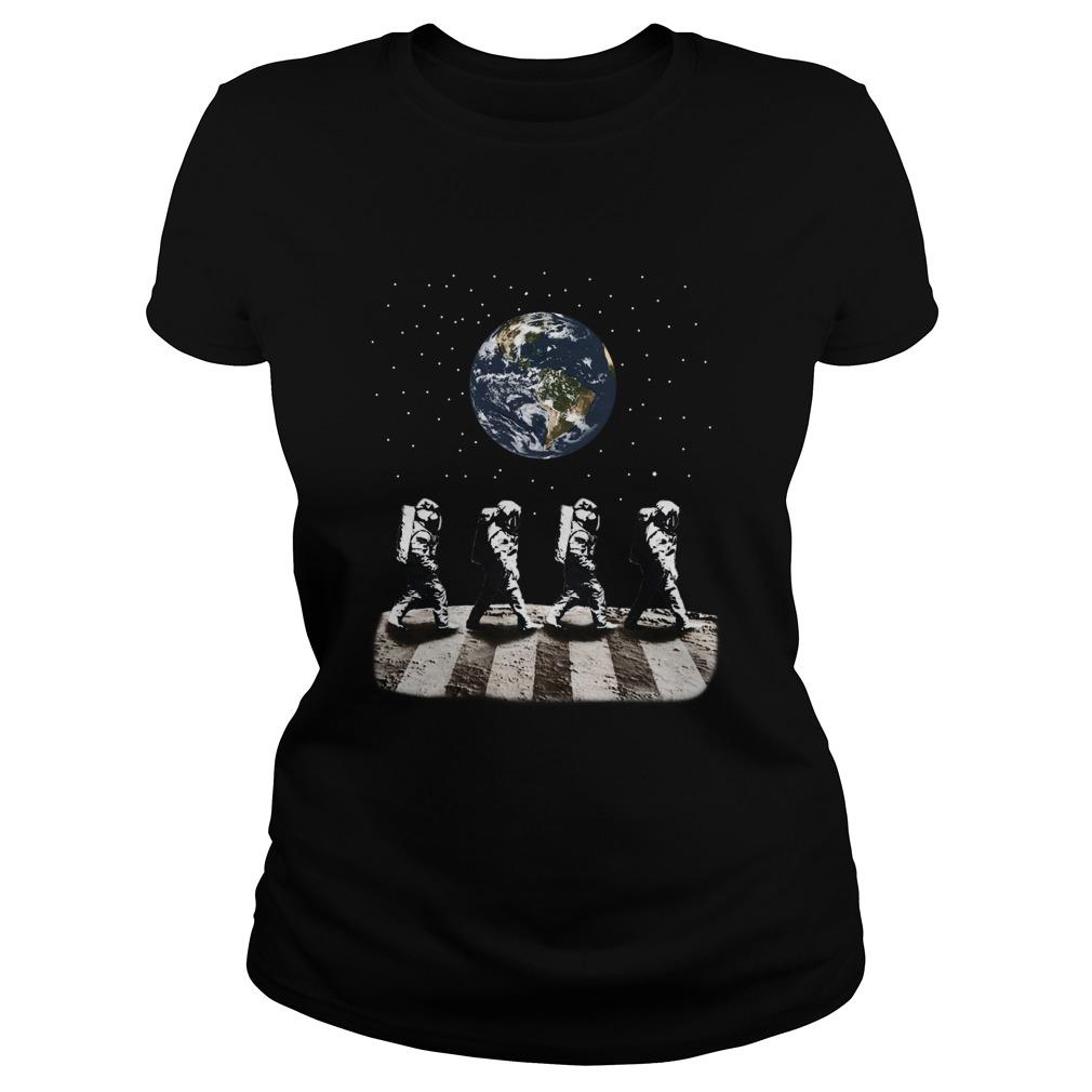 1582274486Astronaut The Beatles Abbey Road  Classic Ladies
