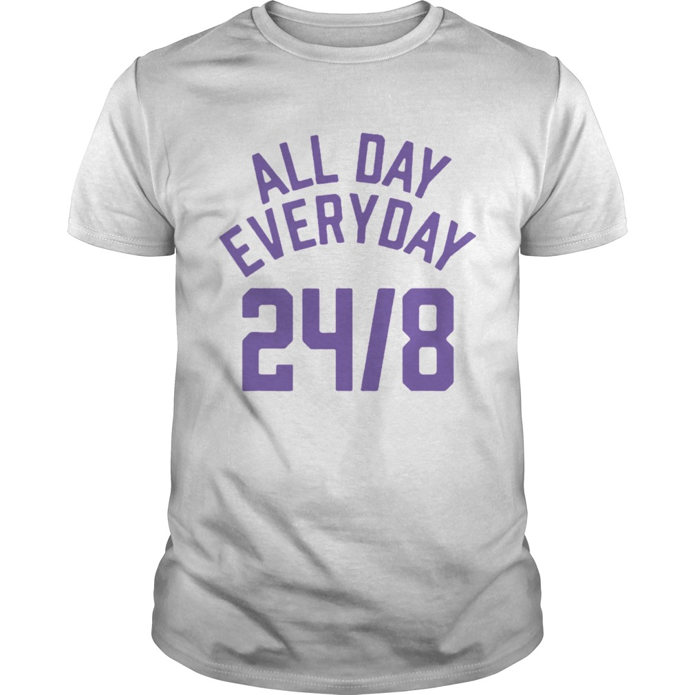 All Day Everyday 248 Hoops Legend  Unisex