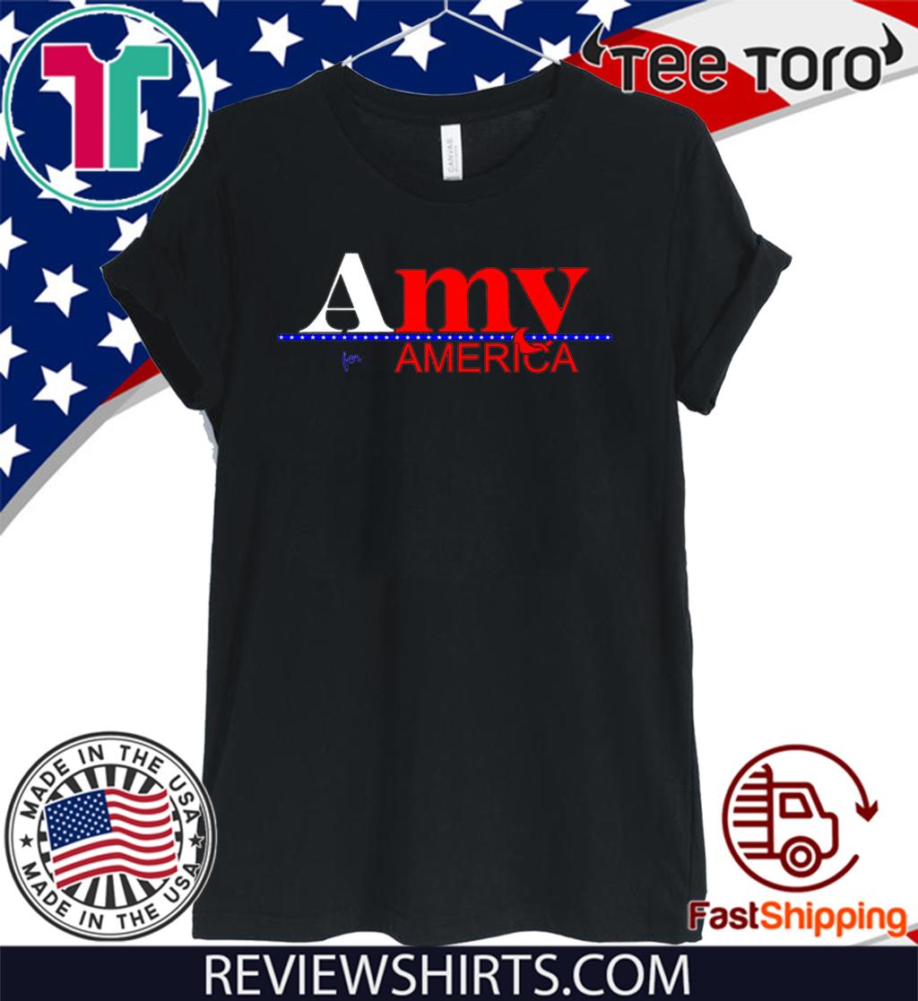 Amy Klobuchar for My America 2020 Premium Tee Shirt