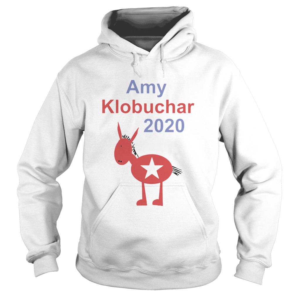 Amy Klobuchar President 2020  Hoodie