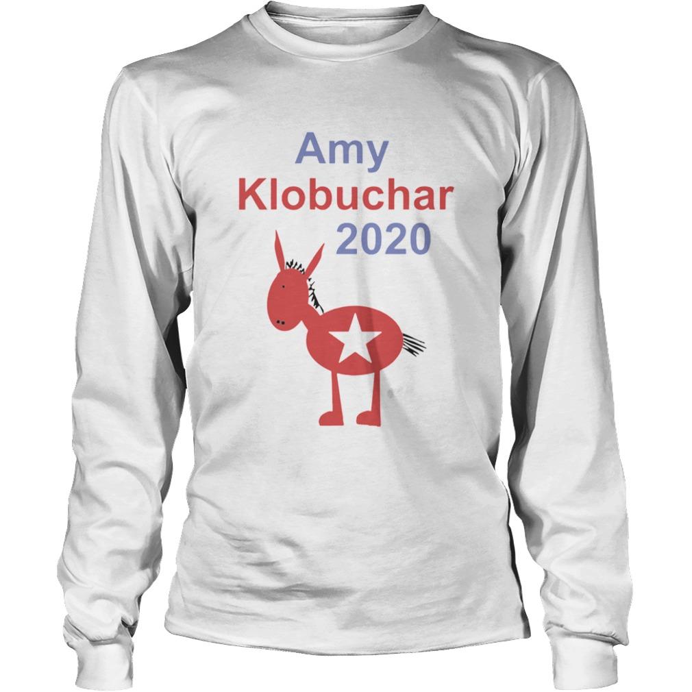 Amy Klobuchar President 2020  LongSleeve