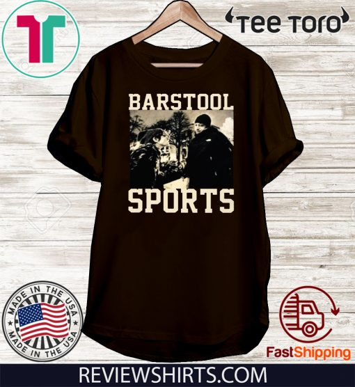 Barstool of the month Official T-Shirt