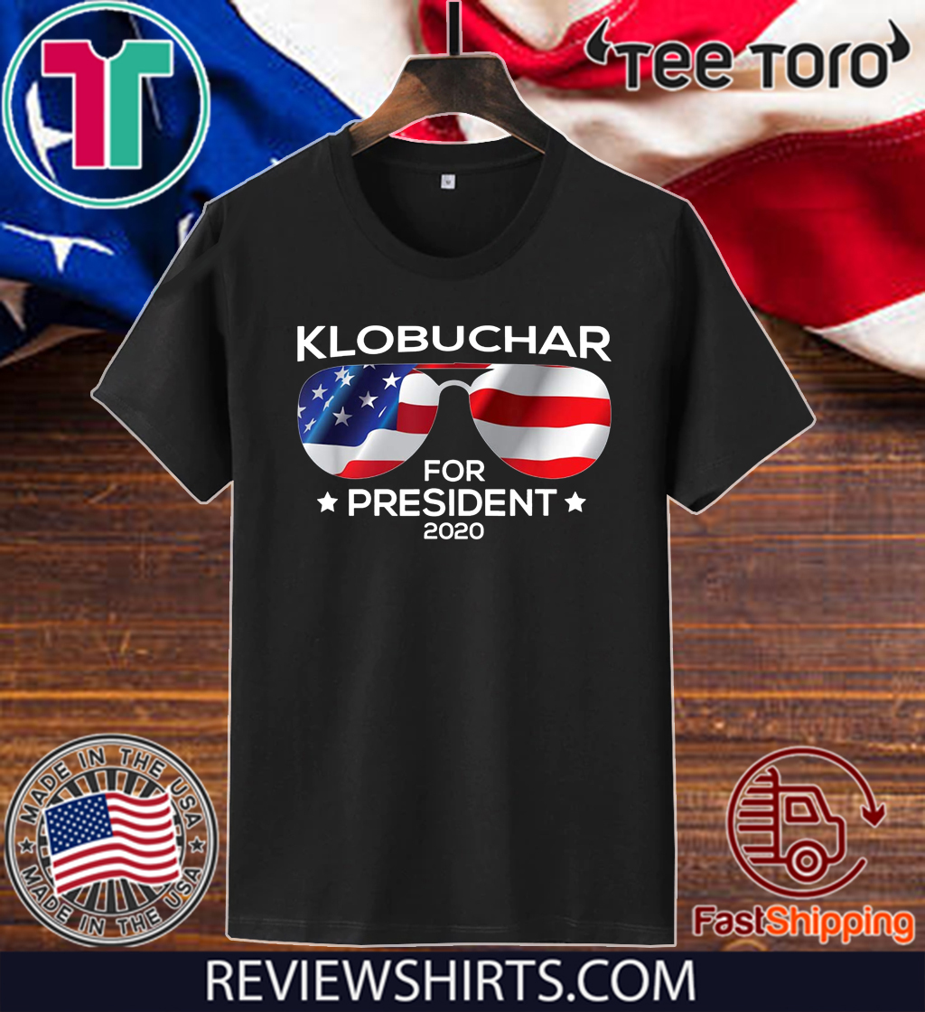 Klobuchar For President Shirt - Amy Klobuchar 2020 T-Shirt