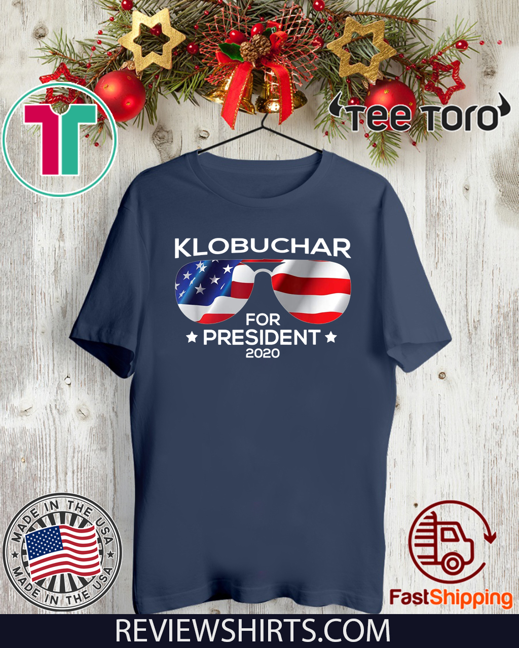 Klobuchar For President Shirt - Amy Klobuchar 2020 T-Shirt