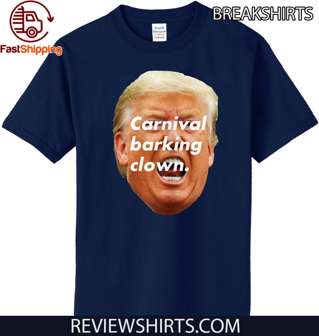 Carnival Barking Clown Official T-Shirt