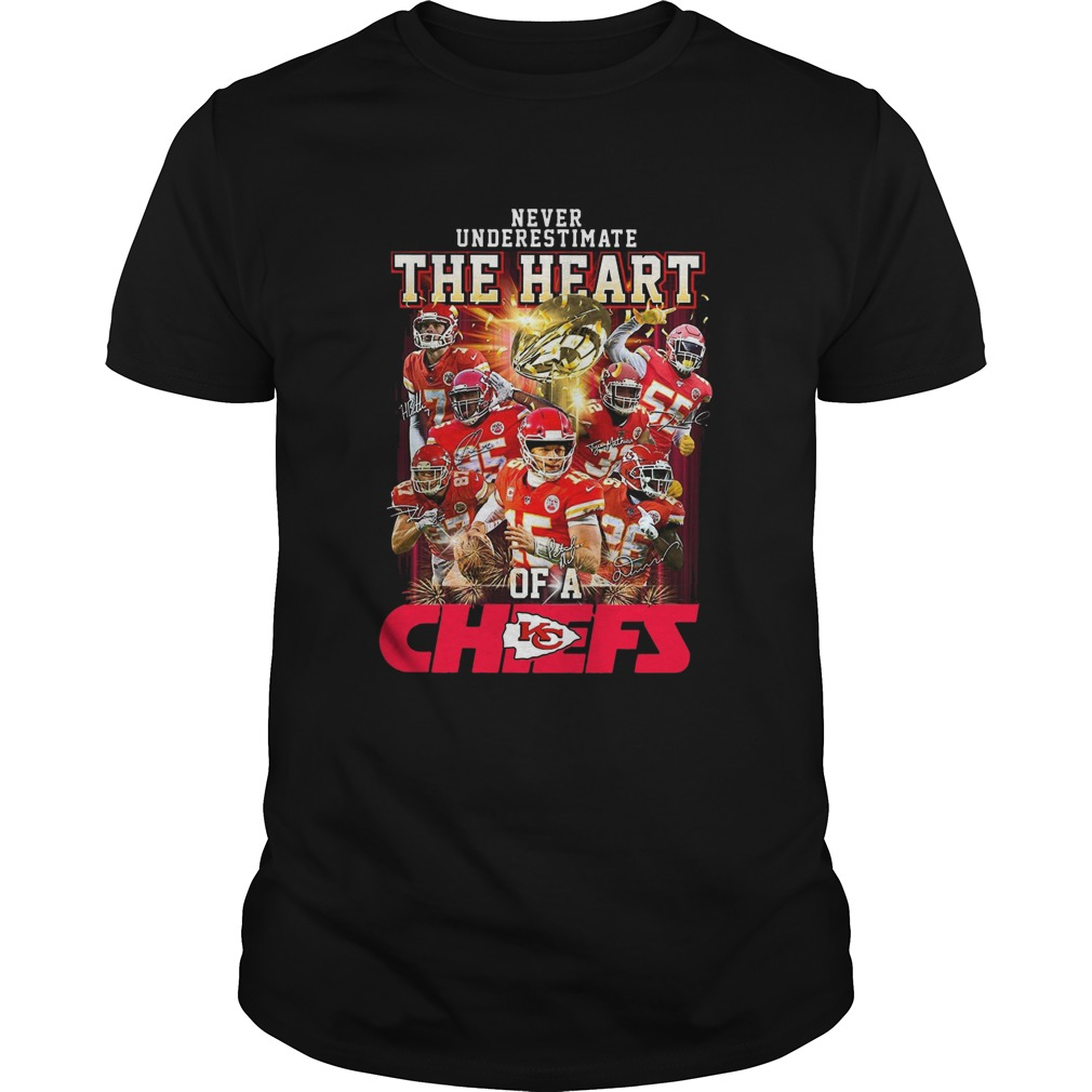 Never Underestimate A Woman Who Understands Football And Loves Kansas City Chiefs  Unisex