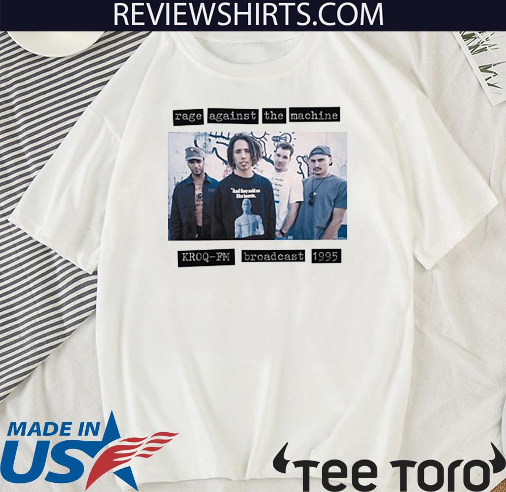 Rage Against the Machine Tee Shirt