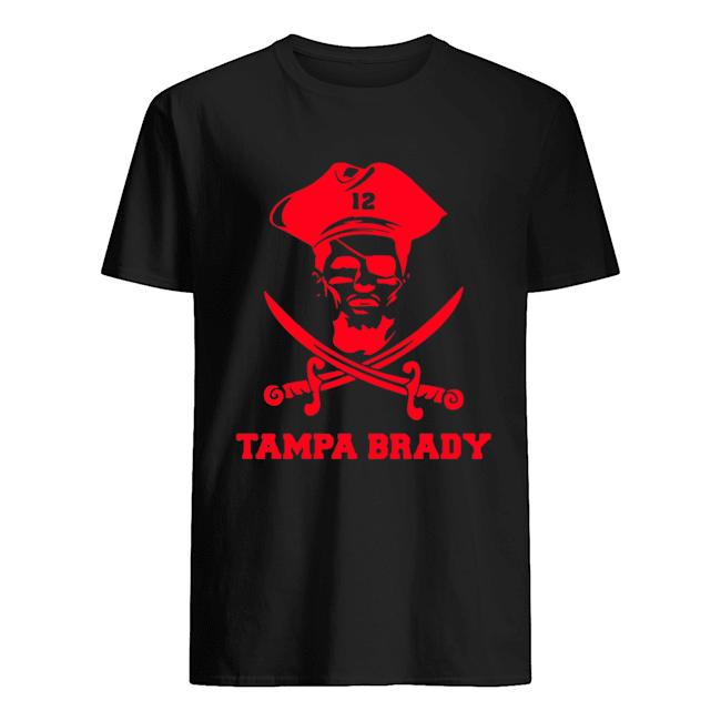 12 Tampa Brady  Classic Men's T-shirt